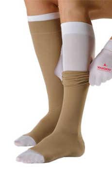 Knie- und Gelenkwärmer in verschiedenen Farben